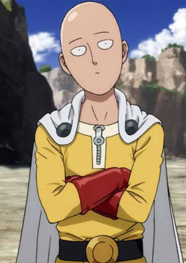 one punch man having a stand