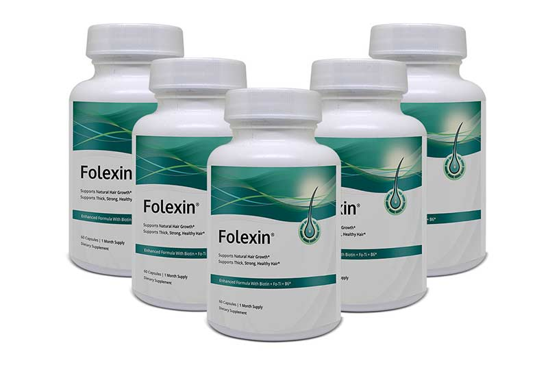 Bottles of folexin