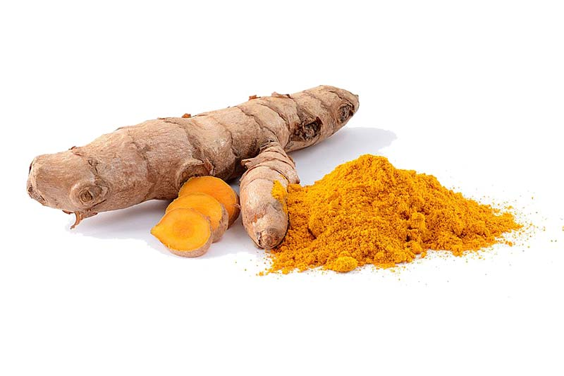 That is turmeric root