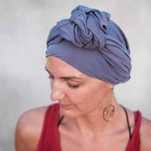 jersey cotton alopecia headscarf