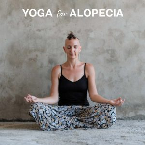 Yoga for alopecia