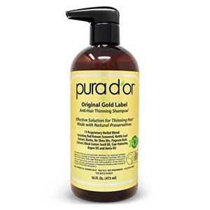 pura dor shampoo