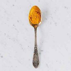 tumeric-spoon